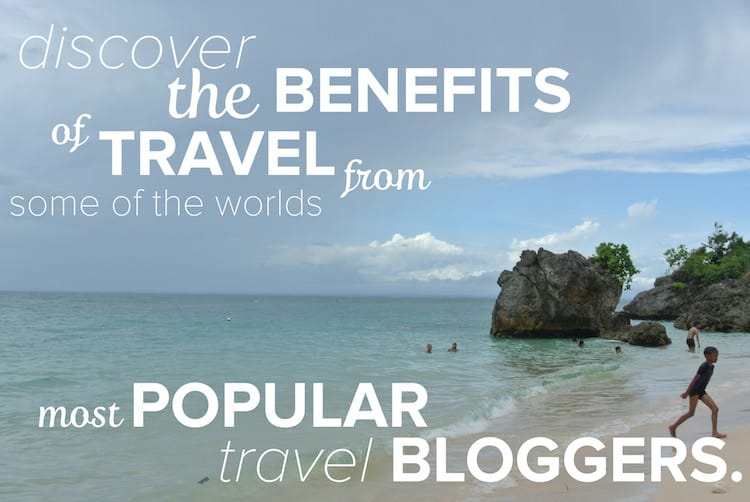Benefits of Travel