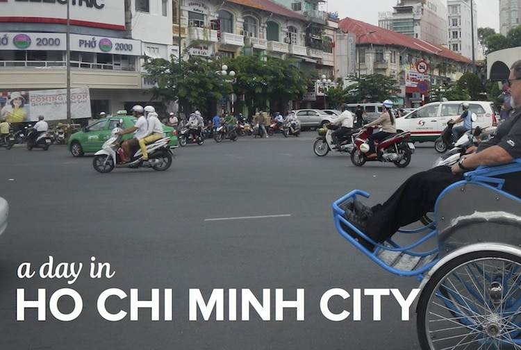 A Day In Ho Chi Minh City