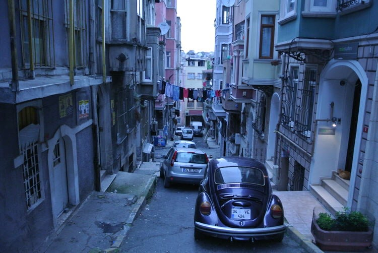 Streets of Istanbul