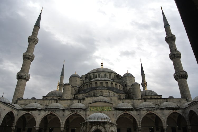 Blue Mosque Istabul