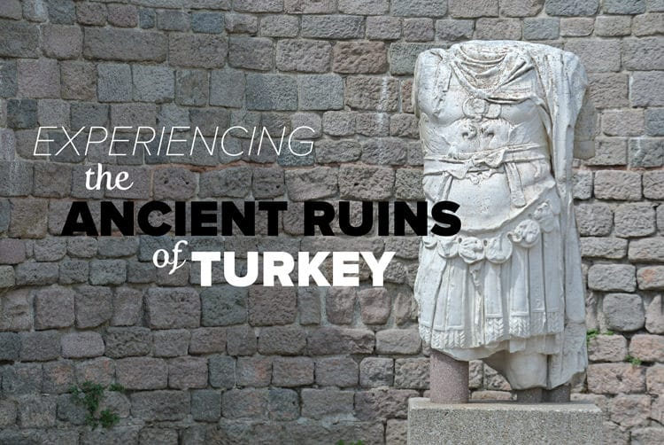 Ruins of Turkey