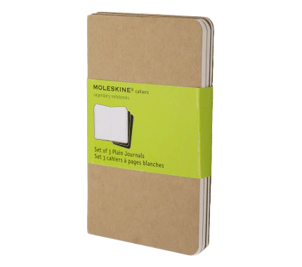 Moleskine Journals