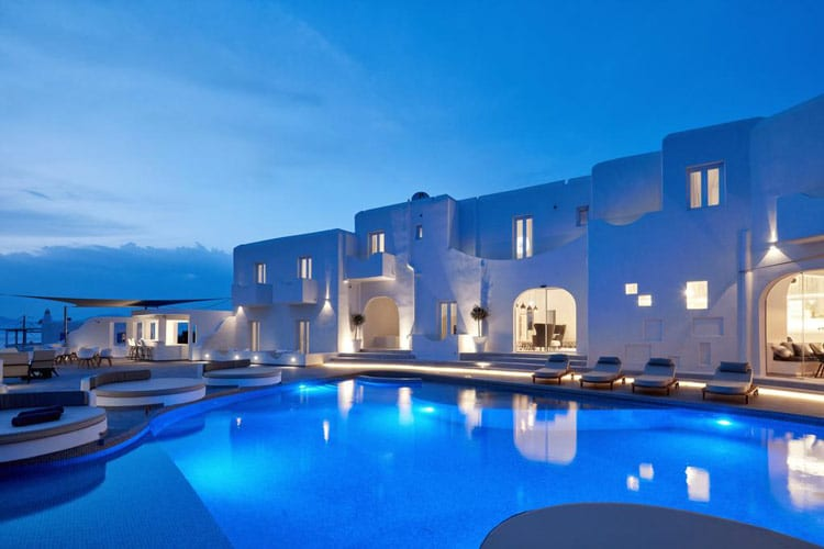 Absolut Mykonos Suites