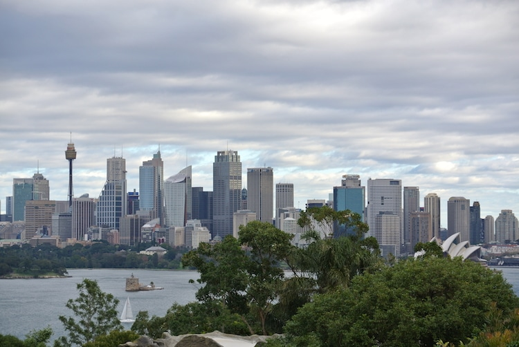 Another View Of Sydney