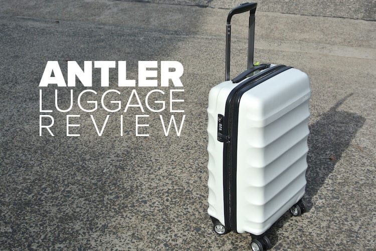 Antler Luggage Review: Is This A Travel Bag You Should Get?
