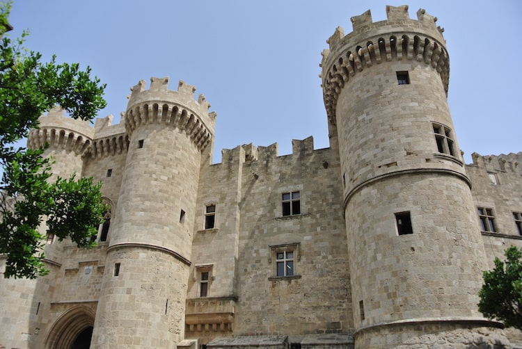 Palace Of The Grand Master, Rhodes