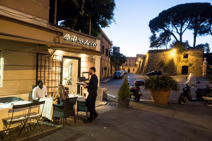 Where To Eat In Rome: Restaurants, Pizza, Casual Eats, Markets, Coffee and Sweets