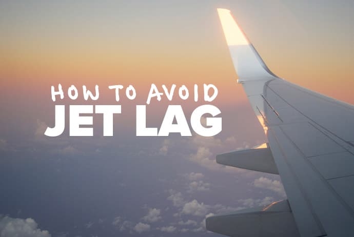 How To Avoid Jet lag… Or Give Yourself The Best Chance