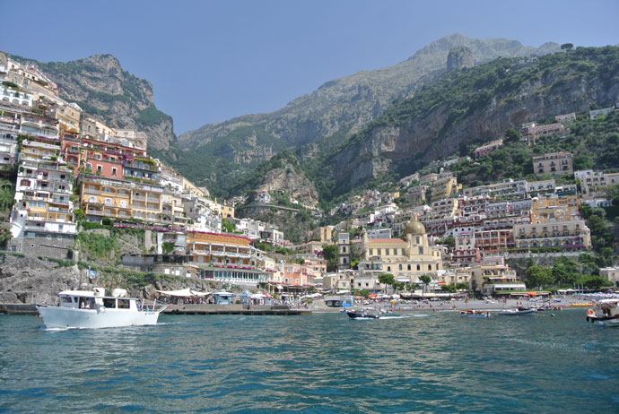 Positano: Where To Stay Amalfi Coast