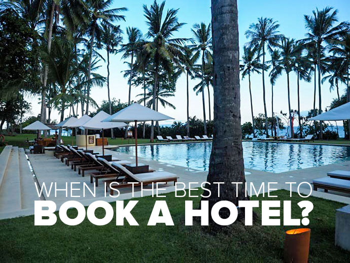 When Is The Best Time To Book A Hotel