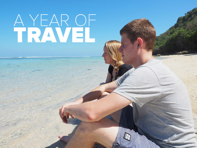 A Year Of Travel – Our Travel Plans For 2016