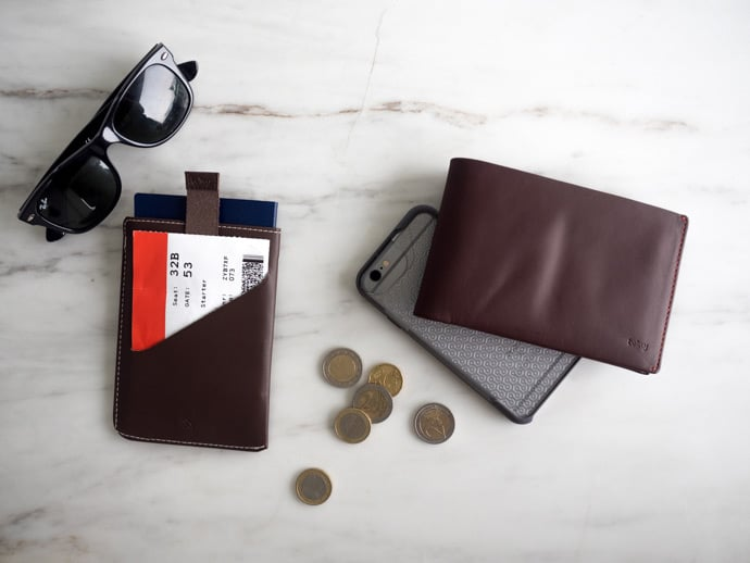 Bellroy Travel Wallets