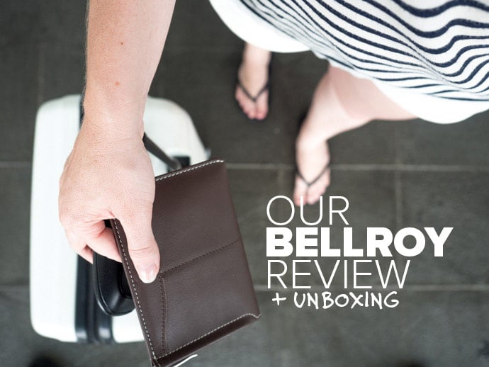 Our Bellroy Review: Everything You Need & Nothing You Don't