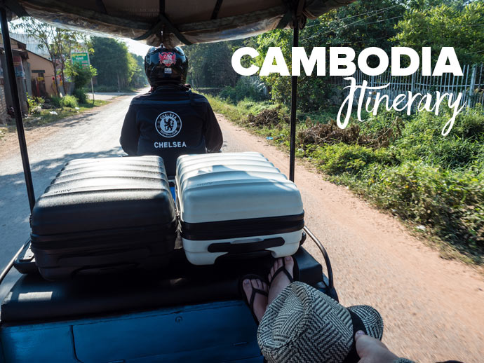 Cambodia Itinerary: How To Spend 1 Week In Cambodia