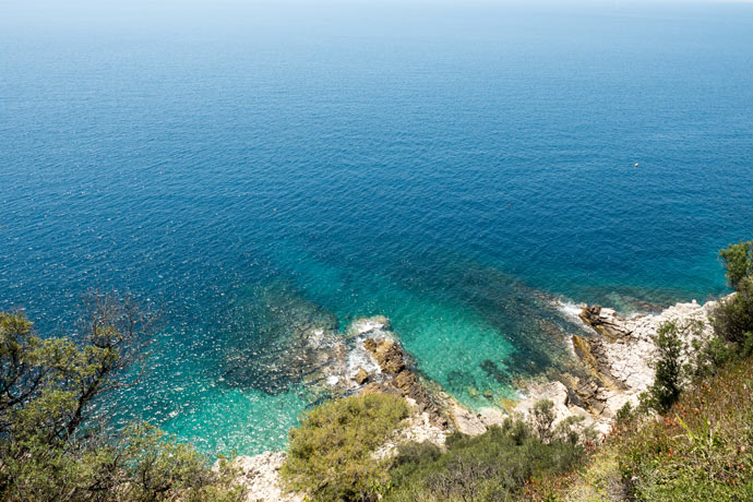 A Walk From Nice To Villefranche Sur Mer