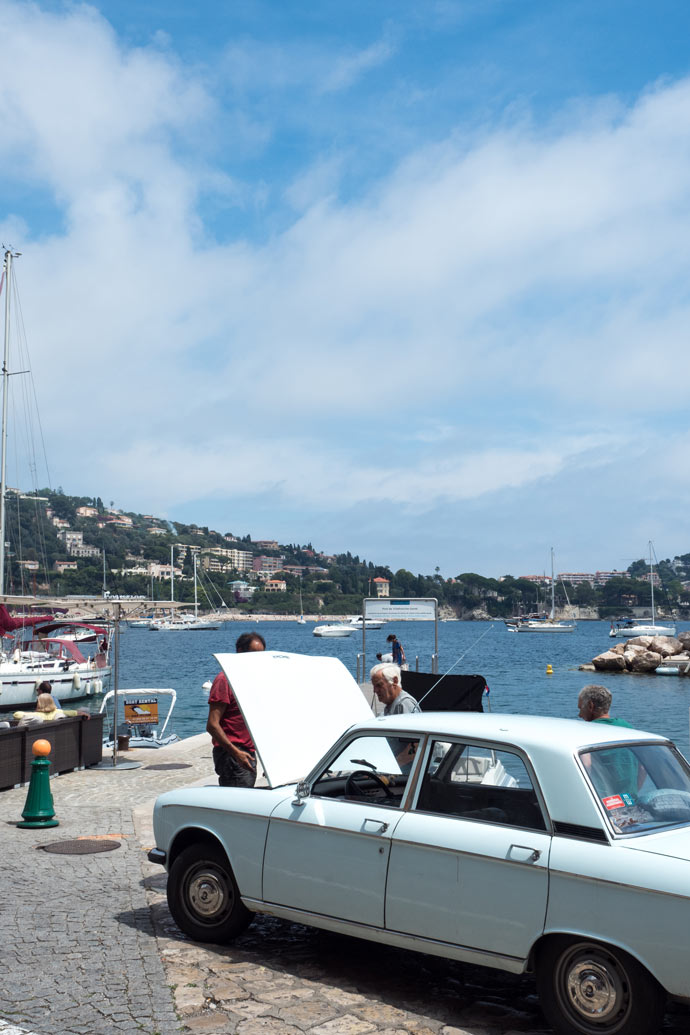 Villefranche Local Life