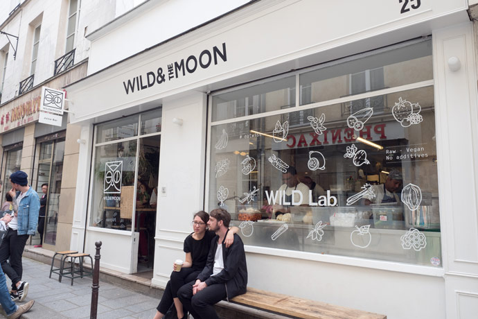 Wild and the Moon Paris