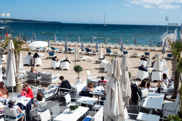 Beaches Of Cannes