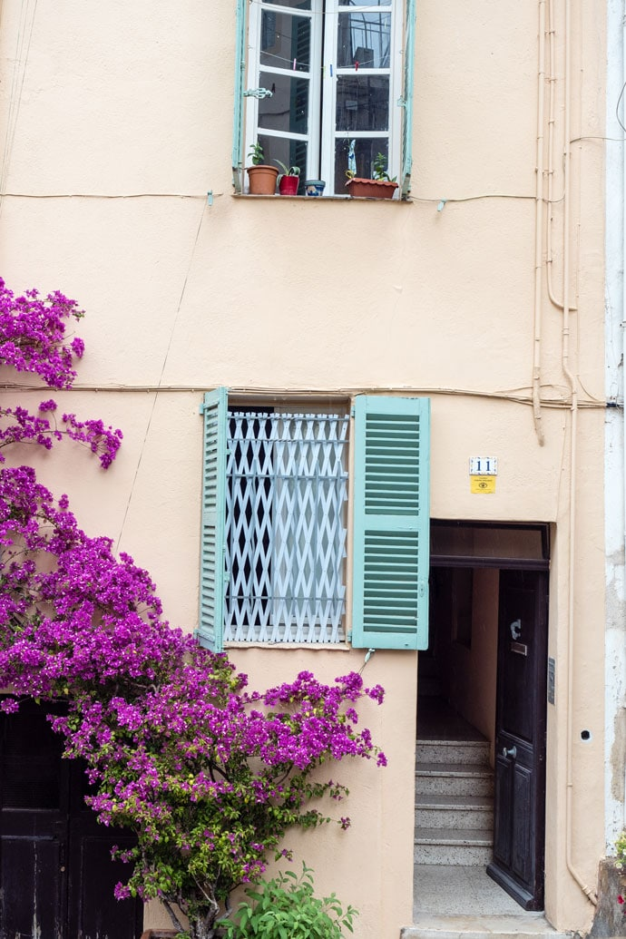 Doors and Windows in Cannes