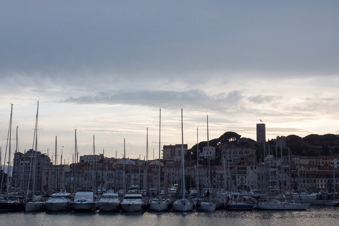 Old Port Cannes