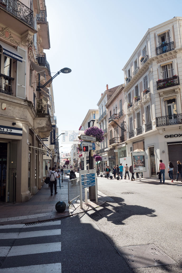 Shopping In Cannes