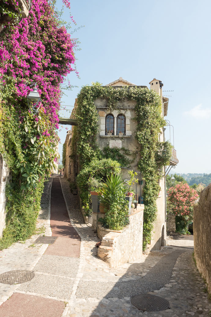 Beutiful Streets of Saint Paul De Vence