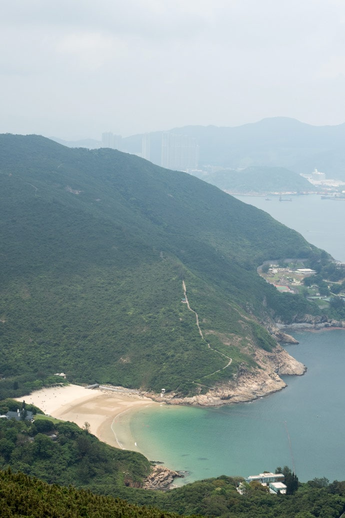 Big Wave Bay Hong Kong