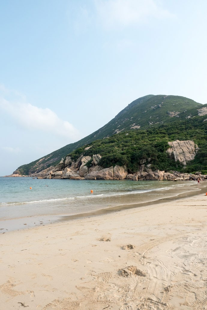 Shek O Beach Hong Kong