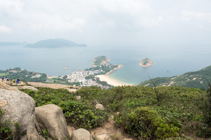 Views from Dagons Back Hong Kong