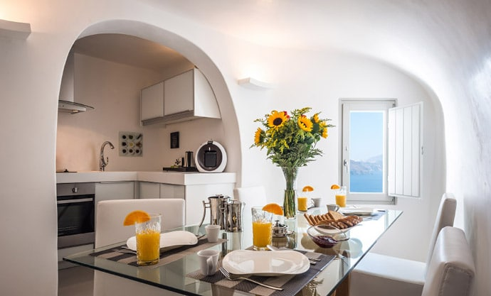 Elite Luxury Suites Santorini