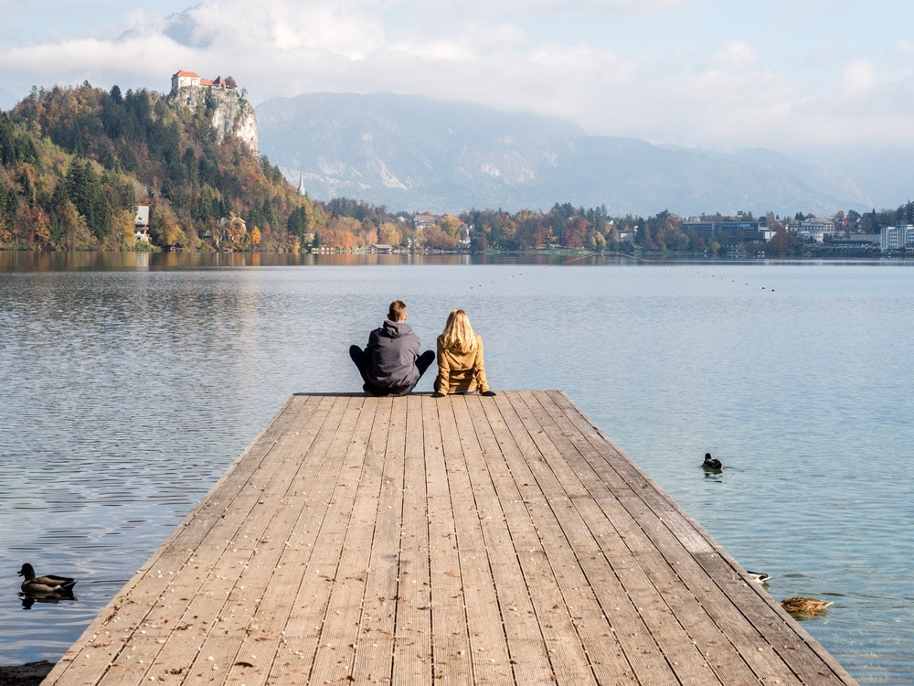 Lake Bled Slovenia A Beautiful Day Trip From Ljubljana