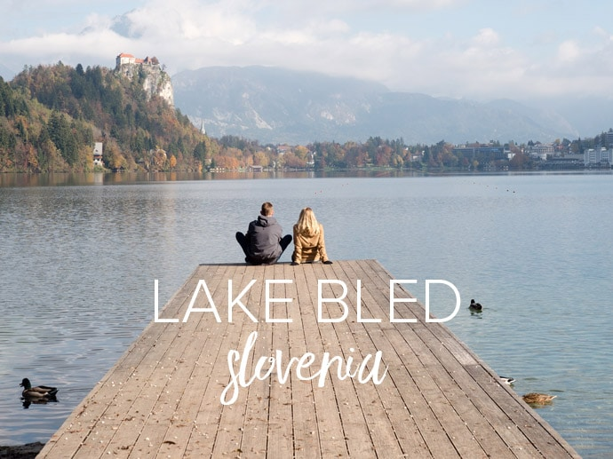 Lake Bled Slovenia: A Beautiful Day Trip From Ljubljana