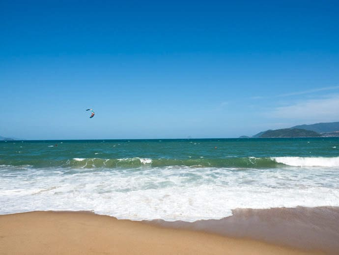 Beaches around Nha Trang