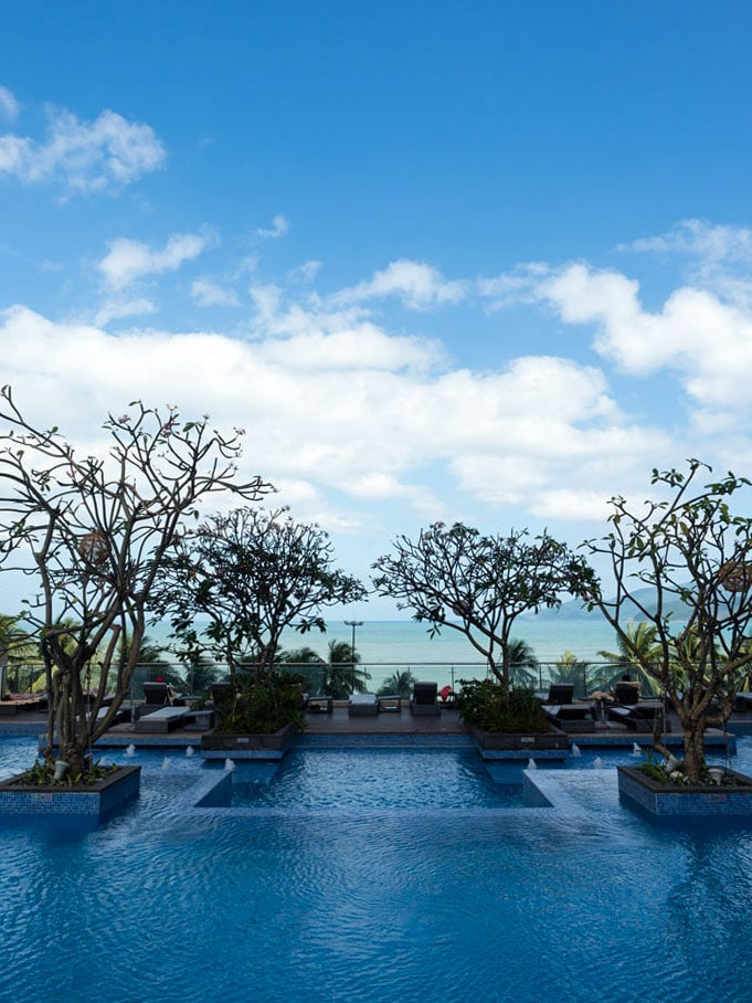 Intercontinental Nha Trang Pool