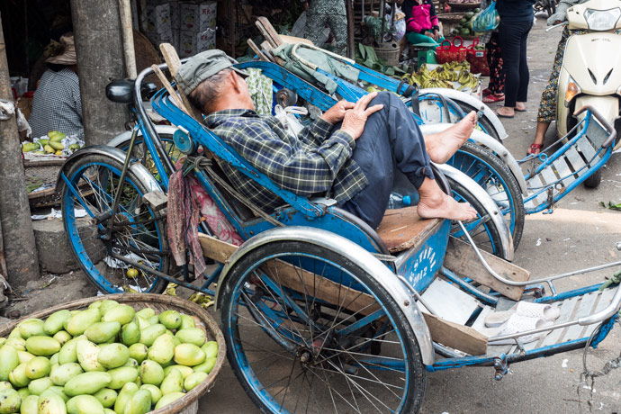 Sleeping Cyclo