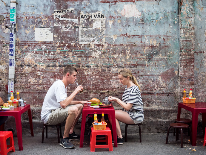 Where To Eat In Ho Chi Minh City: Street Food, Cafes, Restaurants, Desserts + Drinks