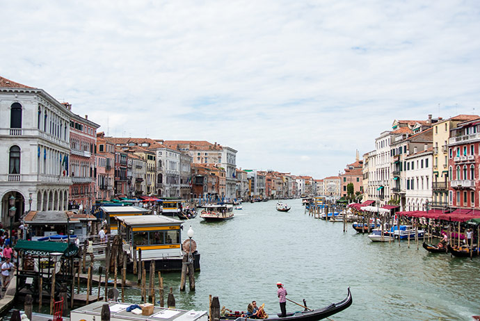 A Guide To Venice Italy