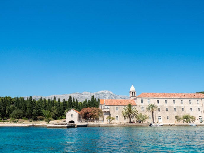 Exploring Badija Island: A Day Trip From Korcula Croatia