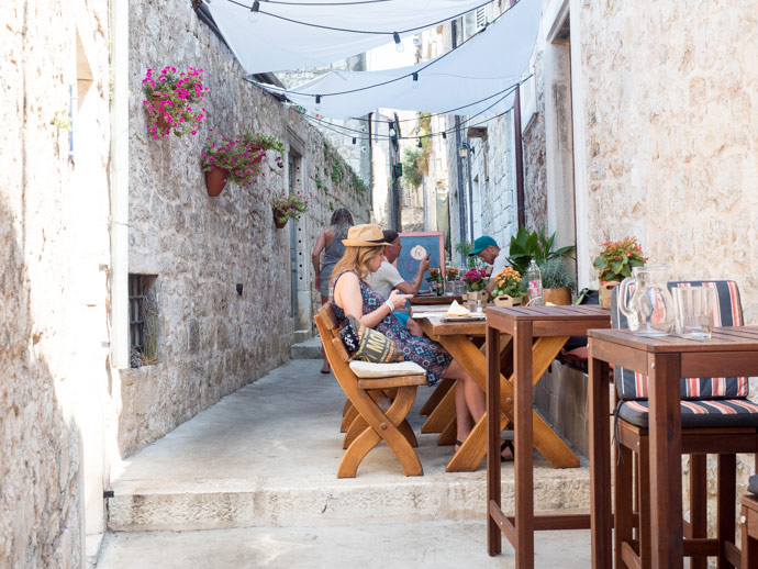 Fig Cafe Bar Hvar Croatia