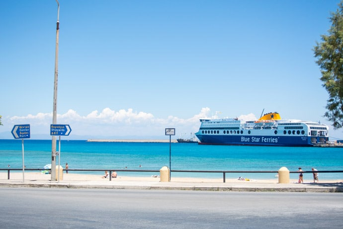 Greek Islands Ferries