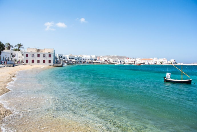 The Perfect Greek Islands Itinerary For Your First Trip To Greece - Trip to greece