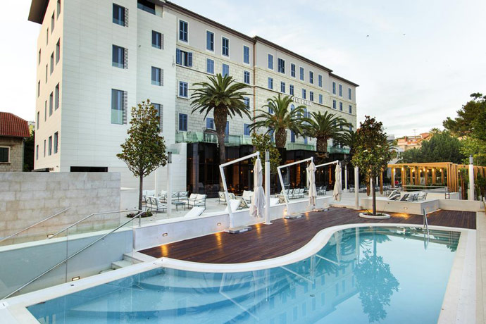 Best Luxury Hotels In Split Croatia