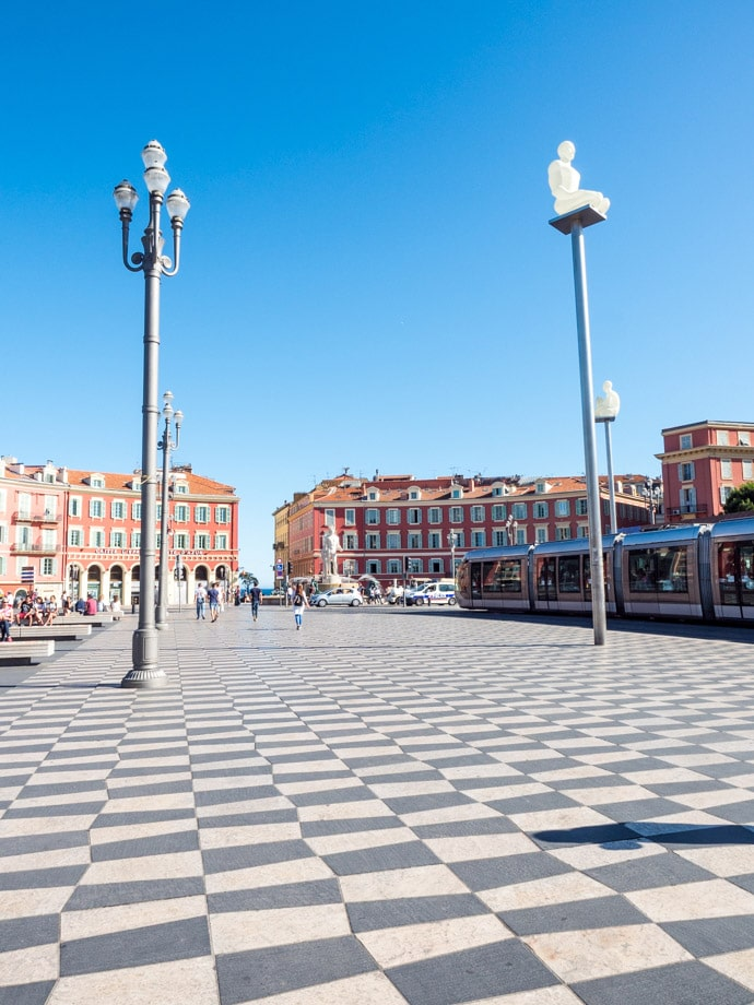 15 incredible things to do in nice france - Place massena nice ...