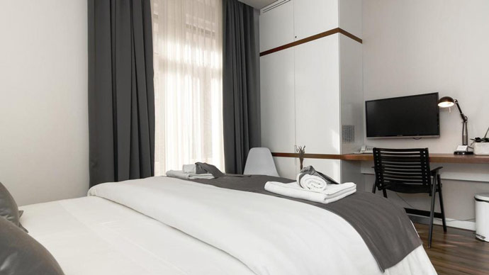 Prima Luxury Rooms Split Croaita