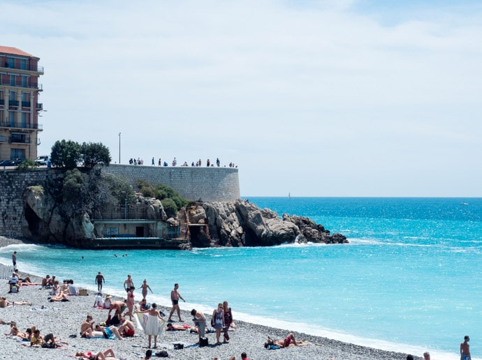 Spend A Day At The Beach Things To Do In Nice France