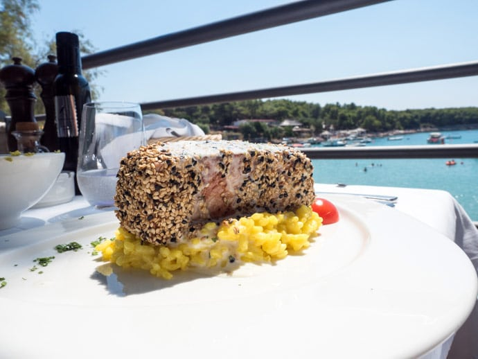 Where To Eat In Hvar Croatia