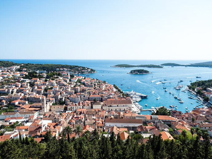 Where to stay in Hvar Croatia