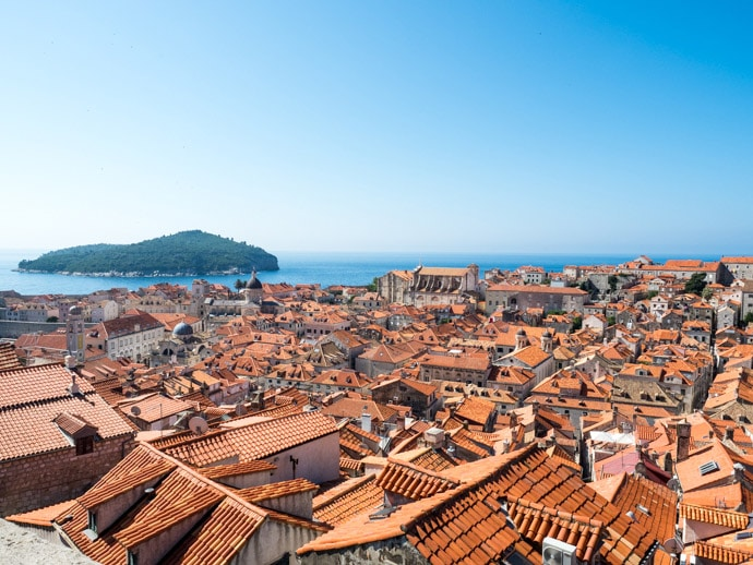 Where To Stay In Dubrovnik Croatia: Our Dubrovnik Accommodation Guide