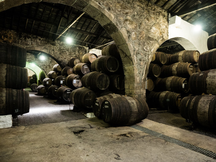 Croft Port Cellar Tour Porto