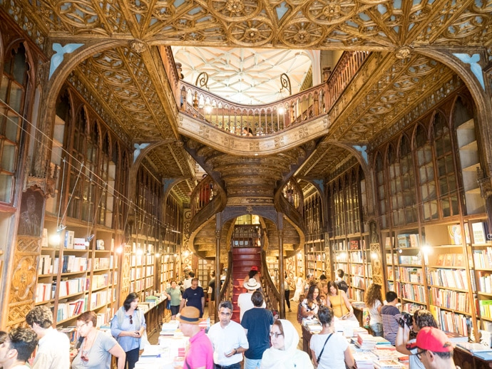 Lello Bookshop Porto